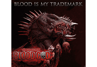 Blood God - Blood Is My Trademark - (CD)