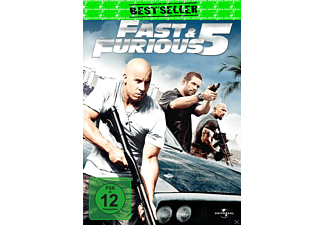 Fast & Furious 5 Action DVD