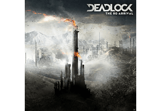 Deadlock - The Re-Arrival - (CD)