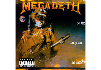 Megadeth - So Far, So Good... So What! (Remastered) [CD]