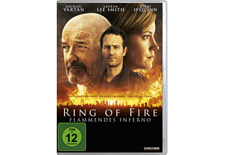 Ring Of Fire - Flammendes Inferno - (DVD)