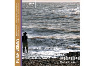 VARIOUS, Chorus Of The Guildhall School Of Music & Drama, Britten-Pears Orchestra, Chorus Of Opera North - Peter Grimes - (CD)