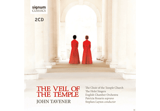 English Chamber Orchestra, The Choir Of The Temple Church, Holst Singers - The Veil Of The Temple - (CD)