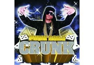 VARIOUS - Punk Goes Crunk - (CD)