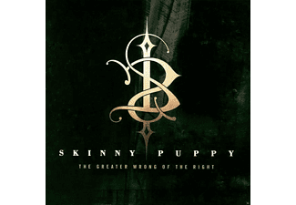 Skinny Puppy - The Greater Wrong Of The Right - (CD)