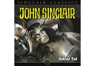 John Sinclair Classics 20: Doktor Tod - 1 CD - Horror
