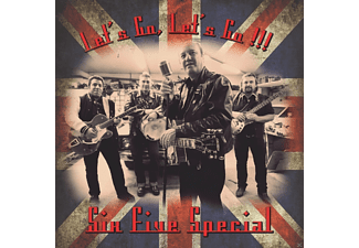 Six Five Special - Let's Go, Let's Go - (CD)
