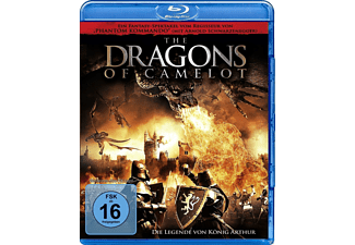 Dragons of Camelot - Die Legende von König Arthur - (Blu-ray)