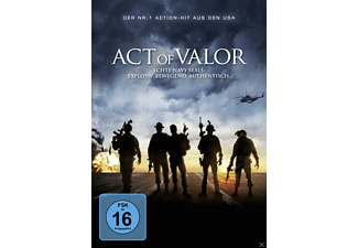 Act of Valor - (DVD)