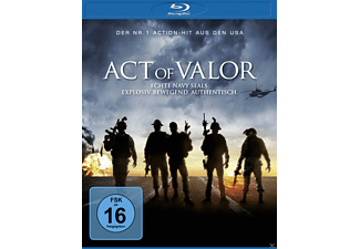 Act of Valor - (Blu-ray)
