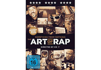 Something from Nothing: The Art of Rap (Fanversion DVD+CD) - (DVD)