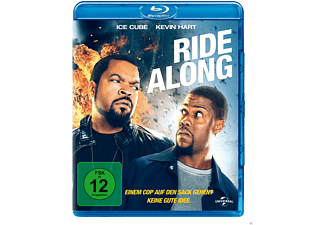 Ride Along - (Blu-ray)