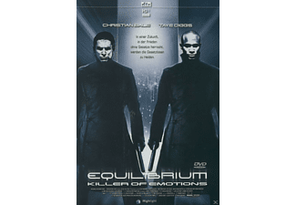 Equilibrium. Killer of emotions. - (DVD)