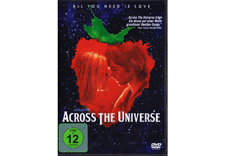Across The Universe - (DVD)