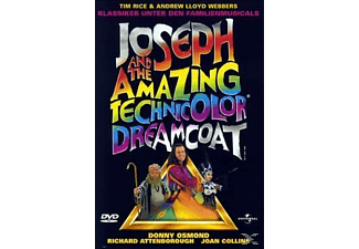 Joseph and the Amazing Technicolor Dreamcoat - (DVD)