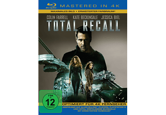 Total Recall (4K Mastered) - (Blu-ray)
