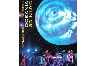 The Smashing Pumpkins - OCEANIA - LIVE IN NYC - (Blu-ray)