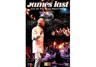 James & Orchestra Last - Live At The Royal Albert Hall - (DVD)