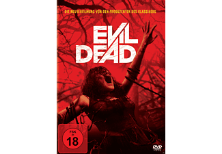Evil Dead (Cut Version) - (DVD)