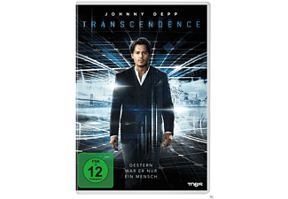 Transcendence Science Fiction DVD