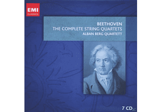 Alban Berg Quartet - The Complete String Quartets - (CD)