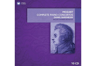 English Chamber Orchestra - Complete Piano Concertos - (CD)