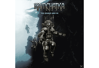 Kamchatka - The Search Goes On - (Vinyl)