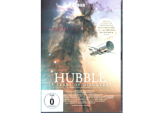 Hubble - 15 Years of Discovery - (DVD)
