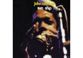 John Coltrane - Sun Ship - (CD)