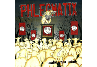 Phlegmatix - Make Your Mind - (CD)