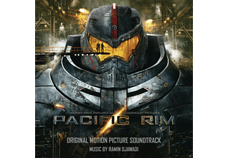 Ramin Djawadi, Jasper Randall, Nick Glennie-smith - Pacific Rim Soundtrack [CD]