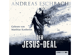 Der Jesus-Deal - 6 CD - Krimi/Thriller