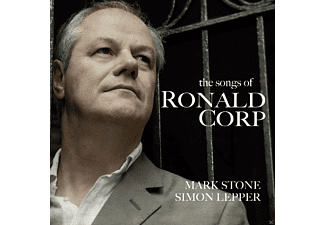 Mark Stone & Simon Lepper - The Songs of Ronald Corp - (CD)