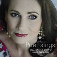 David Wickham, Lisa Harper-Brown - The Poet Sings [CD]