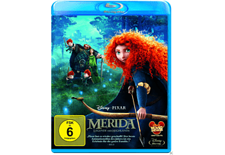 Merida - Legende der Highlands Familie Blu-ray