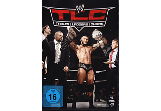 TLC  - Tables/ Ladders/ Chairs 2013 - (DVD)