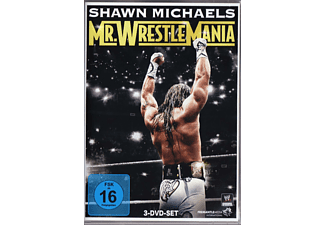 Shawn Michaels - Mr. Wrestlemania - (DVD)