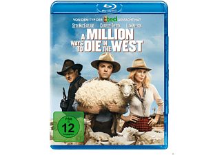 A Million Ways to Die in the West - (Blu-ray)