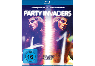Party Invaders - (Blu-ray)