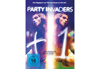 Party Invaders - (DVD)