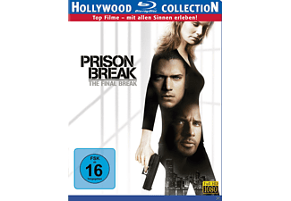 Prison Break: The Final Break - (Blu-ray)