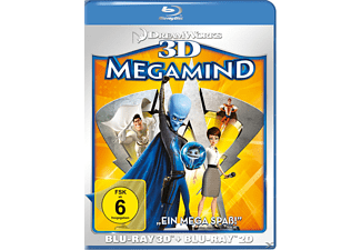 Megamind - (3D Blu-ray)