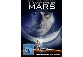 Last Days on Mars - (DVD)