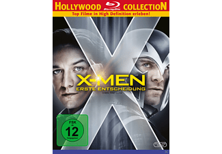 X-Men: Erste Entscheidung Hollywood Collection [Blu-ray]