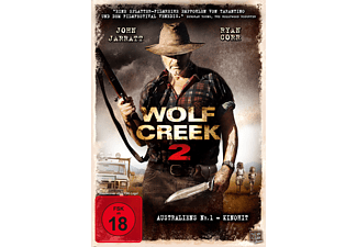 Wolf Creek 2 - (DVD)