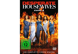 Desperate Housewives - Staffel 4 - (DVD)