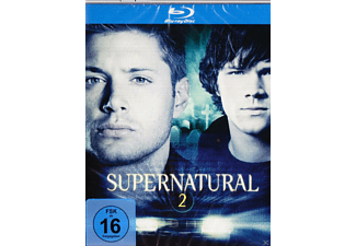 Supernatural - Die komplette 2. Staffel [Blu-ray]