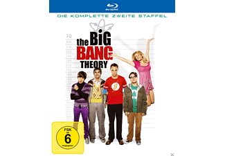 The Big Bang Theory - Staffel 2 - (Blu-ray)