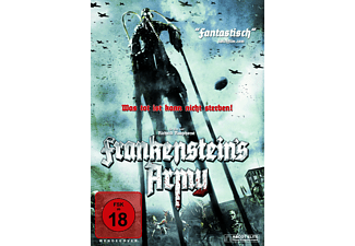 Frankenstein's Army - (DVD)