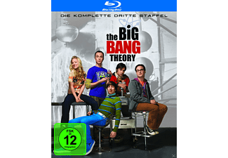 The Big Bang Theory - Staffel 3 [Blu-ray]